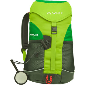 VAUDE Puck 10 Backpack Kids grass/applegreen